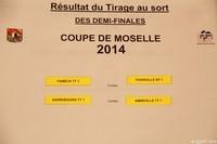 Coupes Moselle et Mirabelle 2013/2014